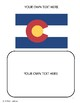 Professor Ladybug: Learn About Our State Flags Series, Colorado State Flag