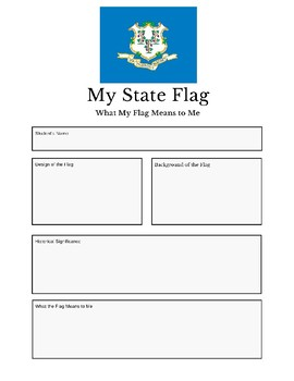 Professor Ladybug: Learn About Our State Flags Series, Connecticut State Flag