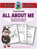 Professor Ladybug Teaches All About Me: Back-to-School Act