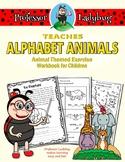 Professor Ladybug Teaches Alphabet Animals: Animal Themed