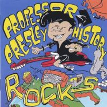 "Professor Presley ""HISTORY ROCKS"" 30 CD Classroom Set"