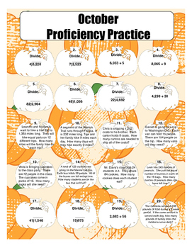 Proficiency Practice All Year Long!