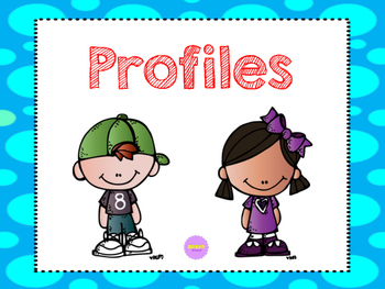 FREE Profile Binder Cover