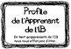Profile de l'Apprenant de l'IB (Learner Profile posters for older students)