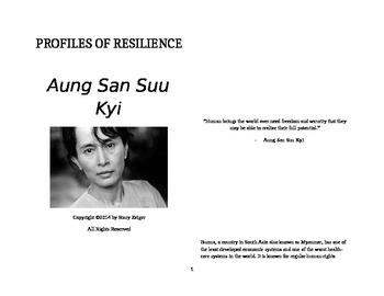 Profiles of Resilience: Aung San Suu Kyi