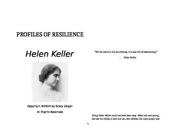 Profiles of Resilience: Helen Keller