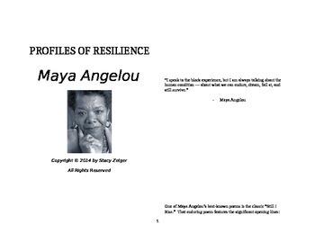 Profiles of Resilience: Maya Angelou