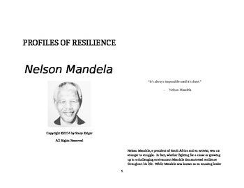 Profiles of Resilience: Nelson Mandela