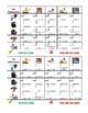 Profissões (Professions in Portuguese) Grid Vocabulary activity
