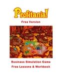 Profitania - Business Games, Simulations, Math, Accounting