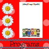 Program: Graduation 1