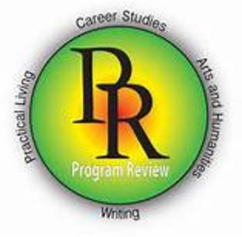 Program Review Evidence Labels