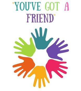 "Program- ""You've Got a Friend"""