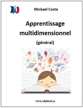 Programme d'apprentissage multidimensionnel (général) French Immersion (#70)