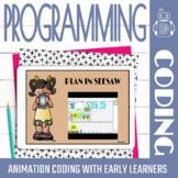 Programming Animations: Coding Lesson