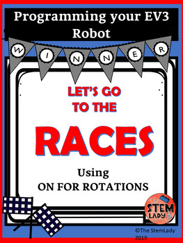 Programming LEGO Mindstorms EV3:  On For Rotations