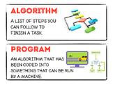 Programming / Code.org Word Wall