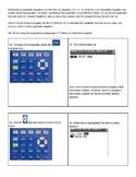 Programming on the TI 84 Plus CE by creating a simple Quadratic Formula Program