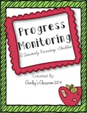 Progress Monitoring: A Quarterly Recording Checklist
