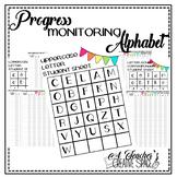 Progress Monitoring Alphabet