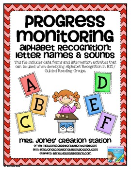 Progress Monitoring: Alphabet Recognition