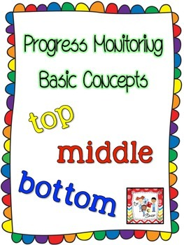 Progress Monitoring Basic Concepts: top-middle-bottom