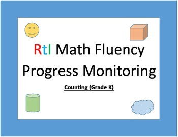 Progress Monitoring Counting (Sample)