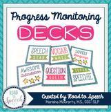 Editable Progress Monitoring Decks
