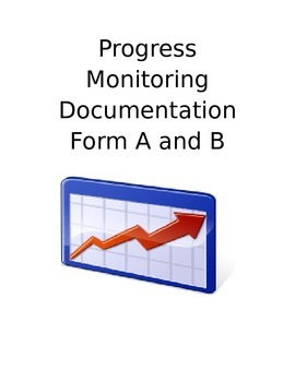 Progress Monitoring Documentation Forms