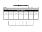 Progress Monitoring Form