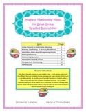 Progress Monitoring Forms for Small Group Reading Instruction