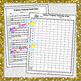 Progress Monitoring Graphs, Retell Rubric, and Retell Reflection Page