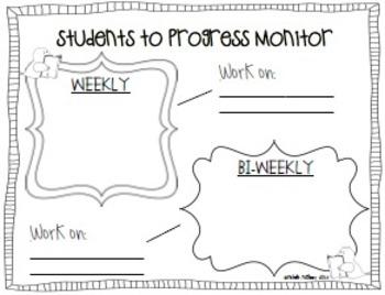 Progress Monitoring Helpers