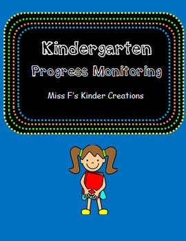 Progress Monitoring Letters Sounds and Numbers