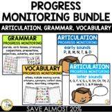 Progress Monitoring Mega Bundle