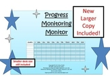 Progress Monitoring Monitor Revised (Pre-K through Adult, 1pg.)