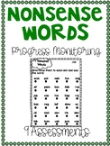 Progress Monitoring Nonsense Word Fluency Assessments {9 A