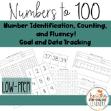 Progress Monitoring Number Identification and Counting to 100!