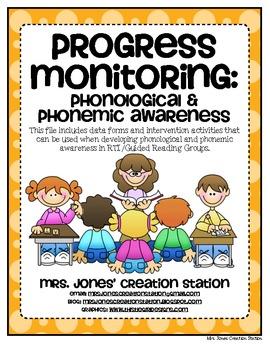Progress Monitoring: Phonological and Phonemic Awareness