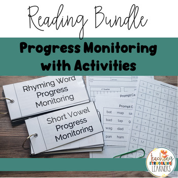 Progress Monitoring Reading Bundle