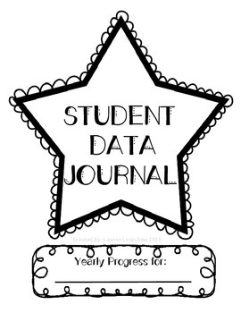 Progress Monitoring Student Data Journal