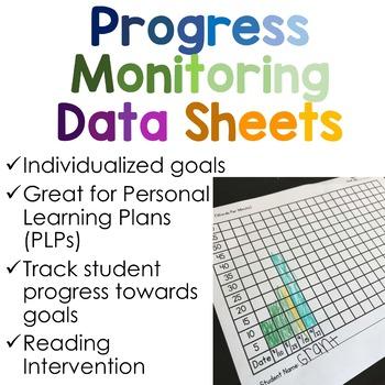 Dibels Student Tracking Sheet Worksheets Teaching