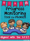 Progress Monitoring Tool for Phonics - Decoding Assessment