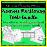 Progress Monitoring Tools Bundle--Track, Record and Assess
