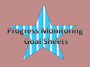 Progress Monitoring and Goal Setting