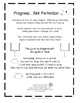 Progress....Not Perfection - An Elementary Guidance Game