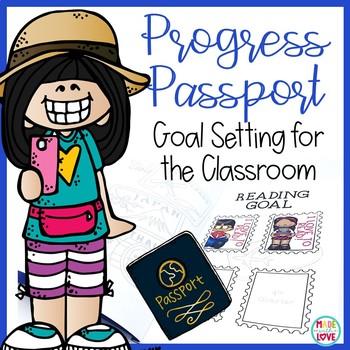 Progress Passport (Goal Setting)