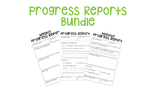 Progress Report Bundle