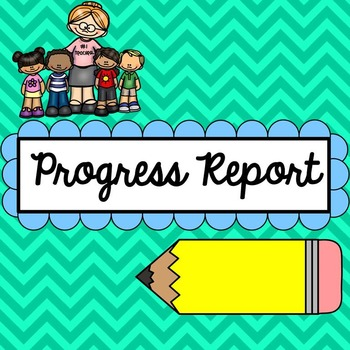 Progress Report Form