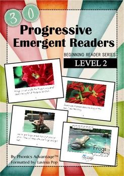 Progressive Emergent Readers - Level 2